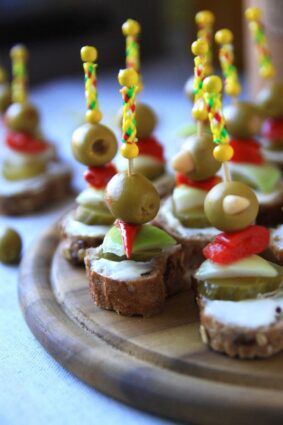 Party Snack Small One Bites