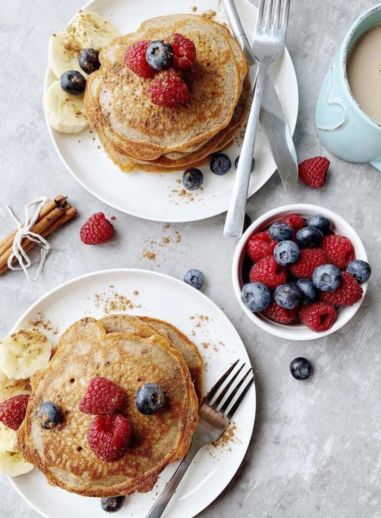 Life Changing Delicious Vegan Buckwheat Pancakes