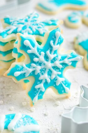 CUT-OUT SUGAR COOKIES THAT DON'T SPREAD by EVOLVING TABLE